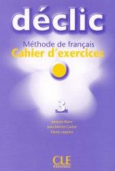 Déclic 3 Cahier d'exercices avec CD audio / Робочий зошит