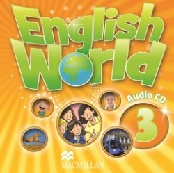 English World 3 CD / Аудіо диск