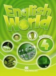 English World 4 Dictionary / Словник