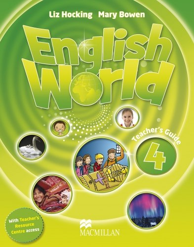 English World 4 Teacher's Guide / Webcode Pack / Підручник для вчителя