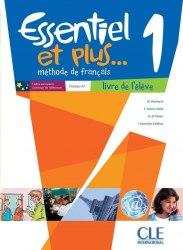 Essentiel et plus... 1 Livre de l'élève + MP3 CD / Підручник для учня