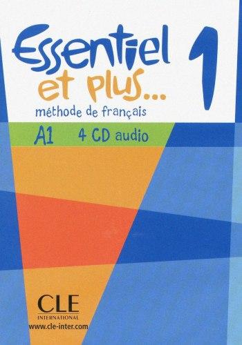 Essentiel et plus... 1 - 4 CD audio / Аудіо диск
