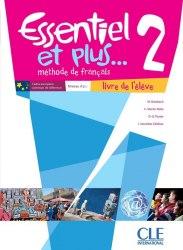 Essentiel et plus... 2 Livre de l'élève + MP3 CD / Підручник для учня