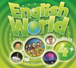 English World 4 CD / Аудіо диск
