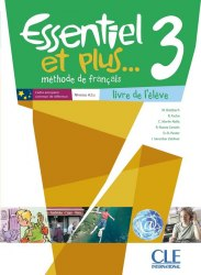 Essentiel et plus... 3 Livre de l'élève + MP3 CD / Підручник для учня