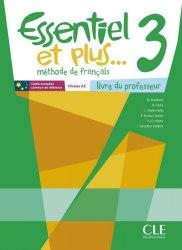 Essentiel et plus... 3 Livre du professeur + CD-ROM / Підручник для вчителя