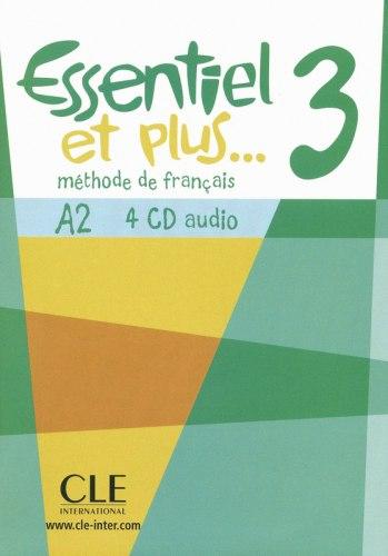 Essentiel et plus... 3 - 4 CD audio / Аудіо диск