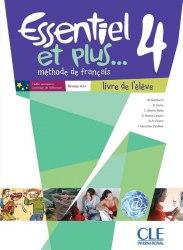 Essentiel et plus... 4 Livre de l'élève + MP3 CD / Підручник для учня