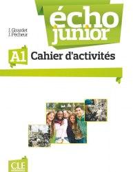 Écho Junior A1 Cahier d'activités / Робочий зошит