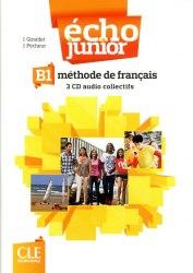 Écho Junior B1 Audio CDs / Аудіо диск