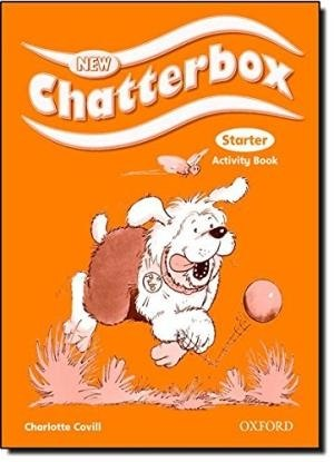New Chatterbox Starter Activity Book / Робочий зошит