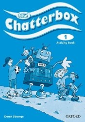 New Chatterbox 1 Activity Book / Робочий зошит