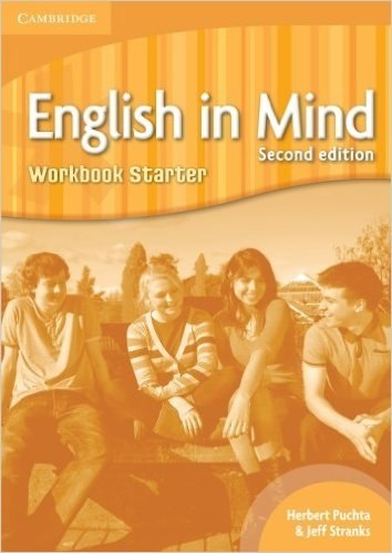 English in Mind Starter (2nd Edition) Workbook / Робочий зошит
