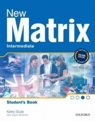 New Matrix Intermediate Student's Book / Підручник для учня