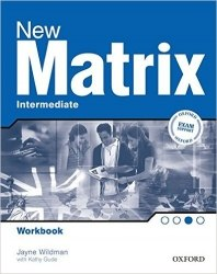 New Matrix Intermediate Workbook / Робочий зошит