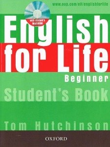 English for Life Beginner Student's Book / Multi-Rom / Підручник для учня