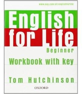 English for Life Beginner Workbook / key / Робочий зошит