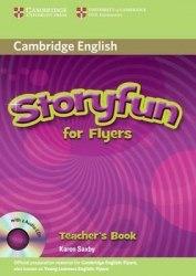 Storyfun for Flyers Teacher's Book with Audio CDs (2) / Підручник для вчителя
