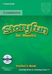Storyfun for Movers Teacher's Book with Audio CDs (2) / Підручник для вчителя