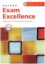 Oxford Exam Excellence with key with Smart CD / Підручник для учня