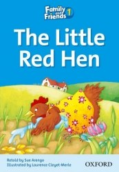 Family and Friends 1 Reader A The Little Red Hen / Книга для читання