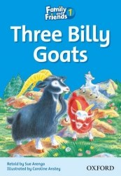 Family and Friends 1 Reader B The Three Billy Goats / Книга для читання