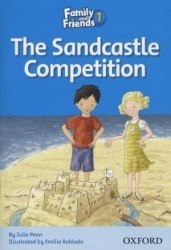 Family and Friends 1 Reader C The Sandcastle Competition / Книга для читання