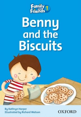 Family and Friends 1 Reader D Benny and the Biscuits / Книга для читання