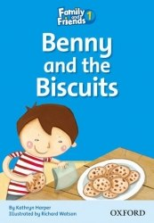 Family and Friends 1 Reader D Benny and the Biscuits Oxford University Press