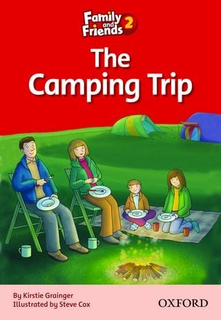 Family and Friends 2 Reader C The Camping Trip / Книга для читання