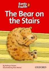 Family and Friends 2 Reader D The Bear on the Stairs / Книга для читання