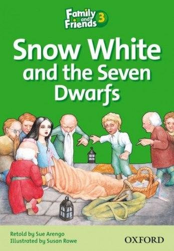 Family and Friends 3 Reader A Snow White / Книга для читання