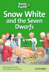 Family and Friends 3 Reader A Snow White / Книга для читання