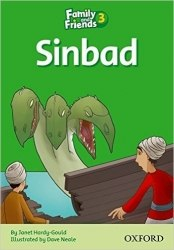 Family and Friends 3 Reader B Sindbad / Книга для читання