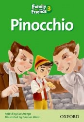 Family and Friends 3 Reader C Pinocchio / Книга для читання