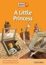 Family and Friends 4 Reader B A Little Princess / Книга для читання