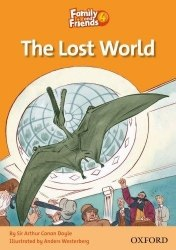 Family and Friends 4 Reader C The Lost World / Книга для читання