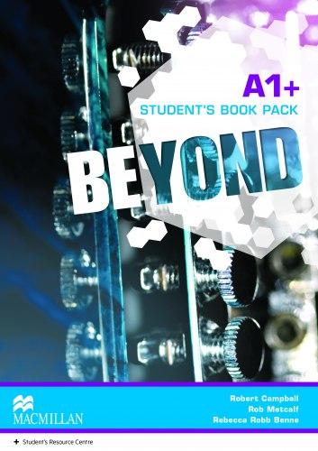 Beyond A1+ Students Book Pack / Підручник для учня