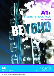 Beyond A1+ Students Book Premium Pack / Підручник для учня