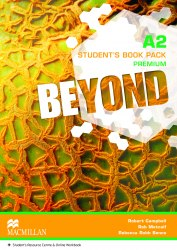 Beyond A2 Students Book Premium Pack / Підручник для учня