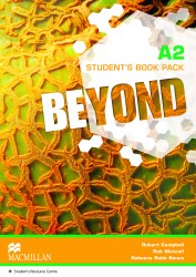 Beyond A2 Students Book Pack / Підручник для учня