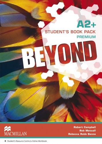 Beyond A2+ Students Book Premium Pack / Підручник для учня