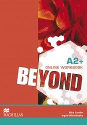 Beyond A2+ Online Workbook / Онлайн робочий зошит