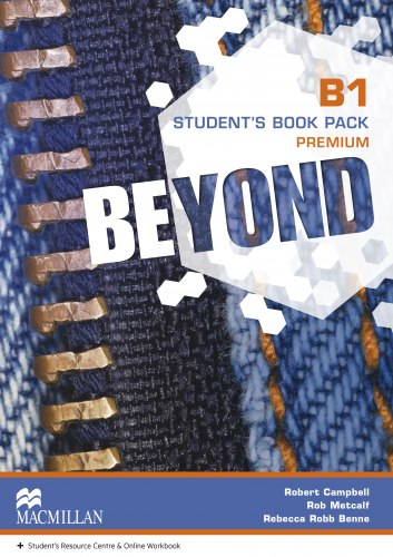 Beyond B1 Students Book Premium Pack / Підручник для учня