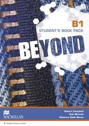 Beyond B1 Students Book Pack / Підручник для учня