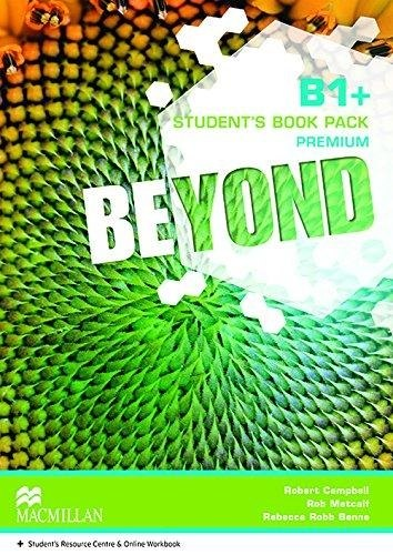 Beyond B1+ Students Book Premium Pack / Підручник для учня