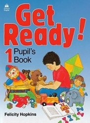 Get Ready! 1 Pupil's Book Oxford University Press