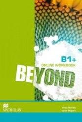 Beyond B1+ Online Workbook / Робочий зошит