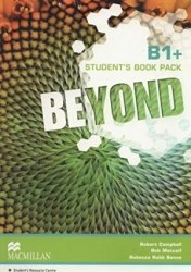Beyond B1+ Students Book Pack / Підручник для учня