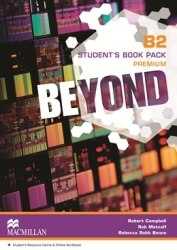 Beyond B2 Students Book Premium Pack / Підручник для учня